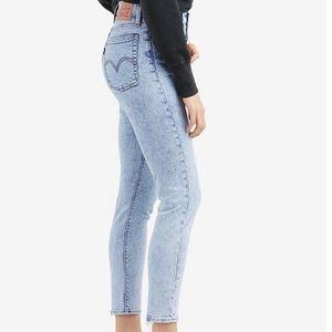 Levi's Wedgie Skinny Jean in Feelin Nostalgic
